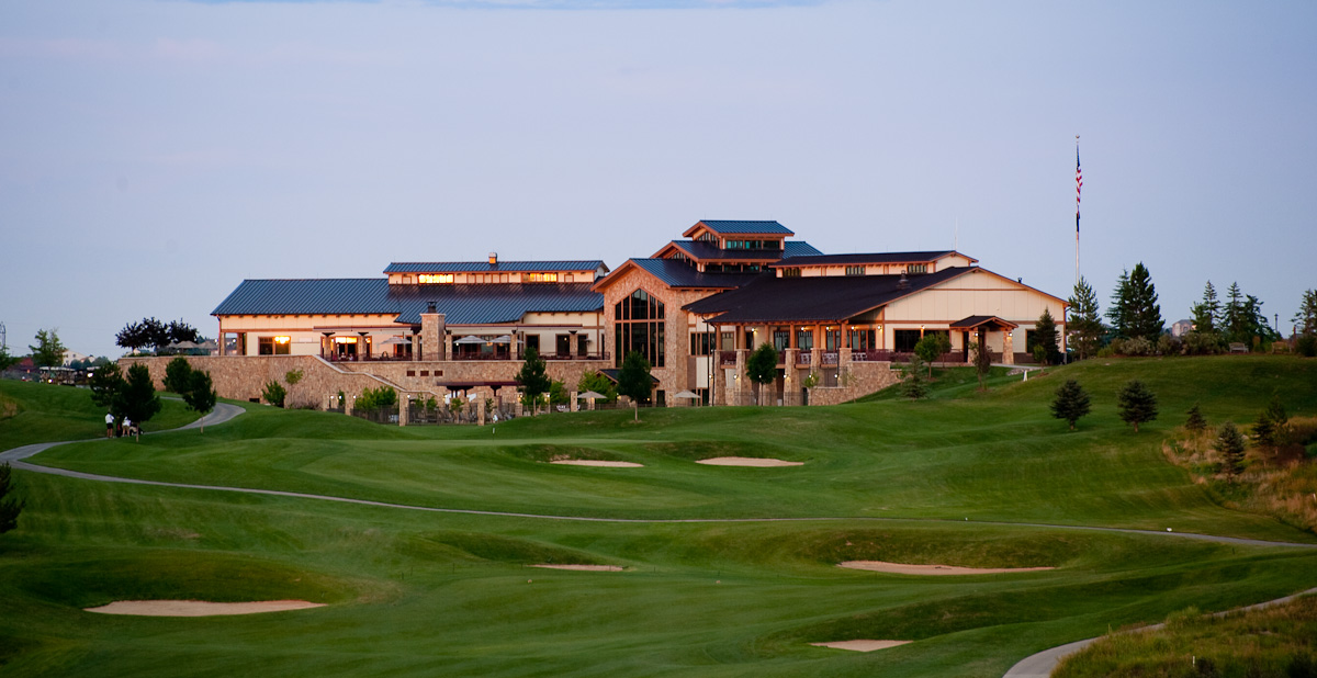 Heritage Eagle Bend Golf & Country Club, Aurora, Colorado, 80016 - Golf Course Photo