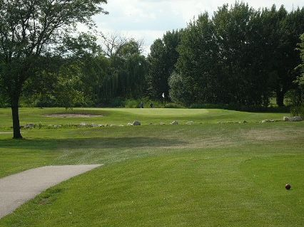 Bliss Creek Golf Club,Sugar Grove, Illinois,  - Golf Course Photo