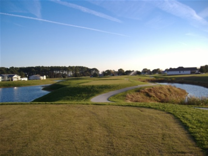 Golf Course Photo, Captains Cove, Greenbackville, 23356