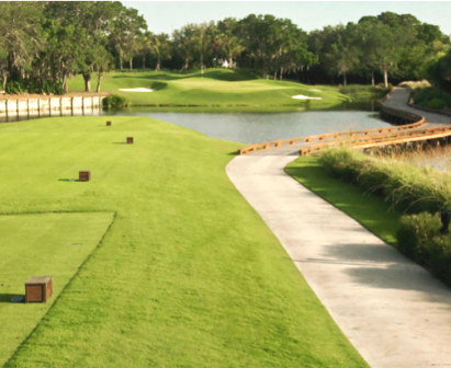 The OaksClub, Eagle Course,Osprey, Florida,  - Golf Course Photo