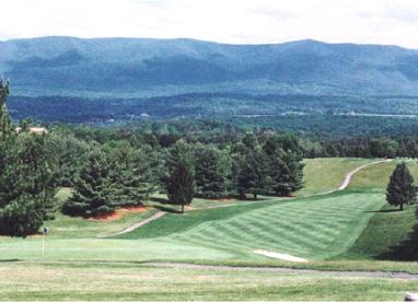 Botetourt Country Club,Fincastle, Virginia,  - Golf Course Photo