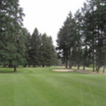 Lake Spanaway Golf Course,Tacoma, Washington,  - Golf Course Photo