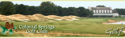 Colonial Springs Golf Course,East Farmingdale, New York,  - Golf Course Photo