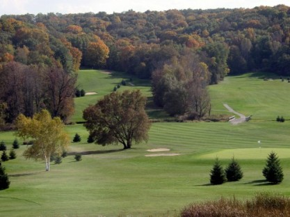 Golf Course Photo, Alpine Valley Resort -Sugar Creek, East Troy, 53120
