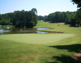 Lanier Golf Club, Cumming, Georgia, 30130 - Golf Course Photo