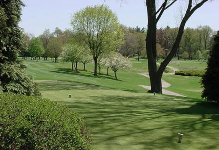 Golf Course Photo, Turkeyfoot Lake Golf Links, The 18-hole Course, Akron, 44319