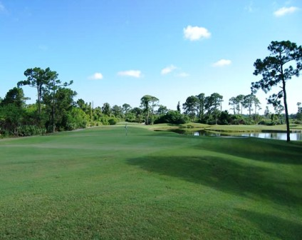 Sandridge Golf Club, Dunes Course ,Vero Beach, Florida,  - Golf Course Photo