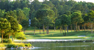Golf Course Photo, Waterwood National Country Club, CLOSED 2009, Huntsville, 77320