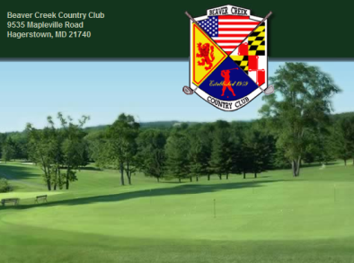 Beaver Creek Country Club,Hagerstown, Maryland,  - Golf Course Photo