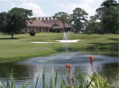 Golf Course Photo, Diamondhead Country Club, Pines Course, Diamondhead, 39525