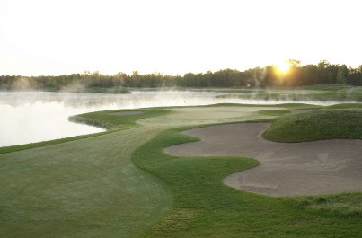 Bucks Run Golf Club, Mount Pleasant, Michigan, 48858 - Golf Course Photo