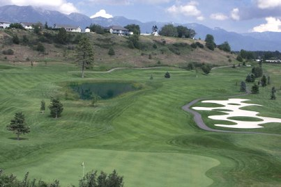 Village Greens Golf Course,Kalispell, Montana,  - Golf Course Photo