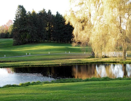 Winding Brook Country Club,Valatie, New York,  - Golf Course Photo