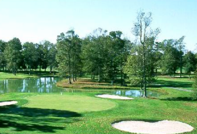 Ocean City Golf & Yacht Club -Newport Bay,Berlin, Maryland,  - Golf Course Photo