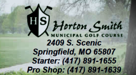 Golf Course Photo, Horton Smith Municipal Golf Course, Springfield, 65807