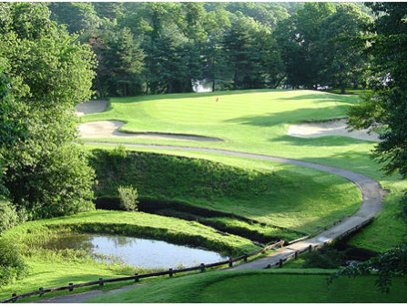 Trull Brook Golf Course,Tewksbury, Massachusetts,  - Golf Course Photo