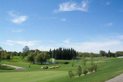 Bois De Sioux Golf Course,Wahpeton, North Dakota,  - Golf Course Photo