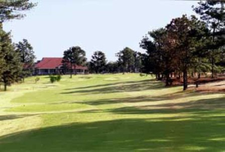 Stryker Golf Course,Fort Bragg, North Carolina,  - Golf Course Photo