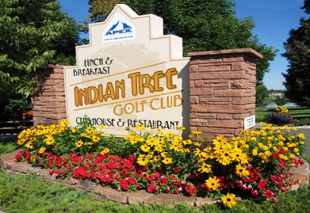 Indian Tree Golf Club -Par 3,Arvada, Colorado,  - Golf Course Photo
