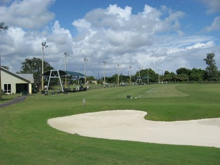 Golf Course Photo, John Prince Golf Learning Center, Lake Worth, 33461