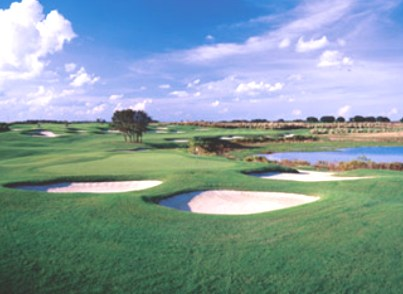 Golf Course Photo, Orange County National Golf Center, Crooked Cat, Orlando, 32869