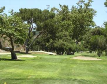 Fallbrook Golf Club, CLOSED 2016, Fallbrook, California, 92028 - Golf Course Photo