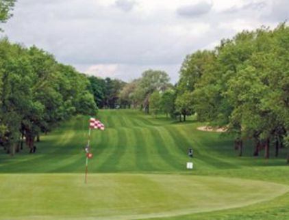 Sandy Hollow Golf Course,Rockford, Illinois,  - Golf Course Photo