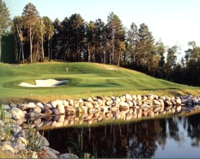 The Wilderness at Fortune Bay,Tower, Minnesota,  - Golf Course Photo