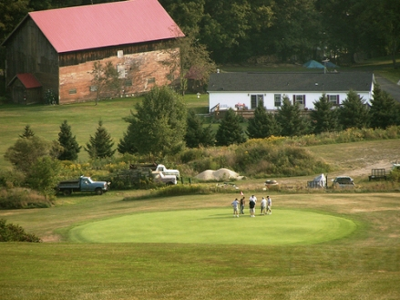 Blue Stone Golf Course,Oxford, New York,  - Golf Course Photo