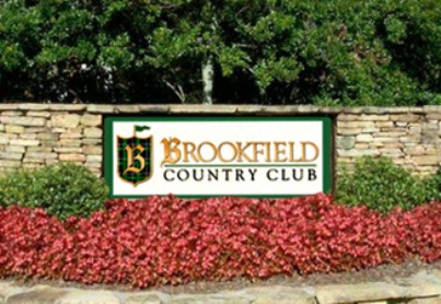 Golf Course Photo, Brookfield Country Club, Roswell, 30075