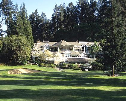 Meadowood Resort Hotel, Meadowood Golf Course,Saint Helena, California,  - Golf Course Photo