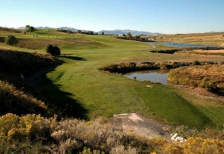Belmont Springs Golf Course, Camperworld Hot Springs ,Garland, Utah,  - Golf Course Photo
