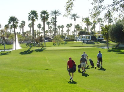 Date Palm Springs Country Club,Cathedral City, California,  - Golf Course Photo