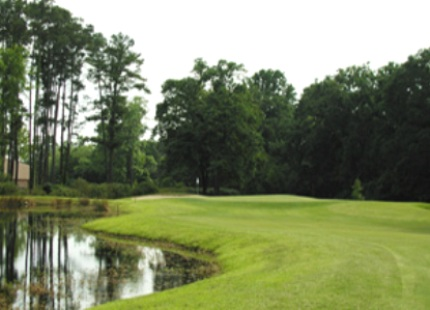 Golf Course Photo, Pinecrest Country Club, Longview, 75602