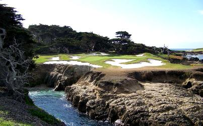 Cypress Point Club,Pebble Beach, California,  - Golf Course Photo