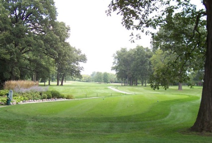 Deerfield Golf Club, Riverwoods, Illinois, 60015 - Golf Course Photo