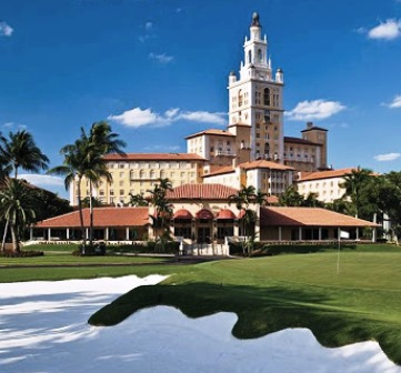 The Biltmore Golf Course,Coral Gables, Florida,  - Golf Course Photo