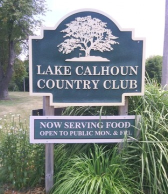 Lake Calhoun Golf Course,Lafayette, Illinois,  - Golf Course Photo