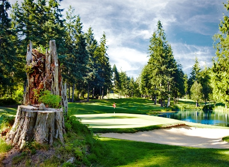 Canterwood Golf Club, Gig Harbor, Washington, 98332 - Golf Course Photo