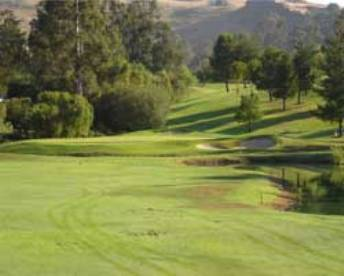 Blue Rock Springs Golf Course, West Course,Vallejo, California,  - Golf Course Photo