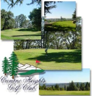 Camino Heights Golf Course,Camino, California,  - Golf Course Photo