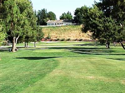 Fig Garden Golf Course In Fresno California