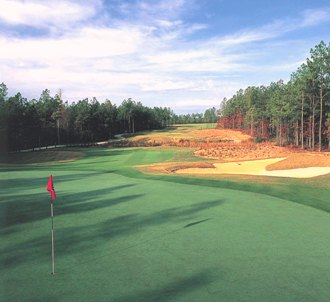 Anderson Creek Golf Club,Spring Lake, North Carolina,  - Golf Course Photo