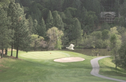 Alta Sierra Country Club,Grass Valley, California,  - Golf Course Photo