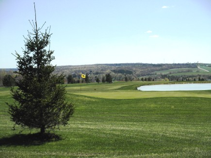 Golf Course Photo, Spruce Ridge Country Club, Arcade, 14009