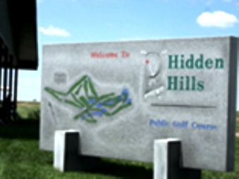 Hidden Hills Public Golf Course,Pampa, Texas,  - Golf Course Photo