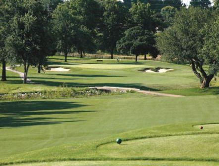 Golf Course Photo, Twin Oaks Country Club, Springfield, 65807