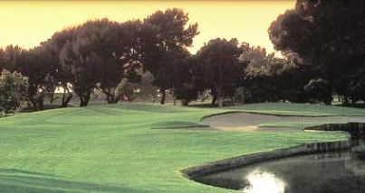 Golf Course Photo, Seacliff Country Club, Huntington Beach, 92648