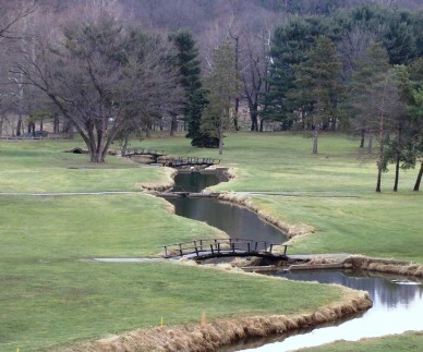 Golf Course Photo, Pleasant Valley Country Club, Weirton, 26062