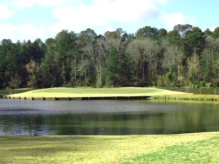 Gordon Lakes Golf Course,Fort Gordon, Georgia,  - Golf Course Photo